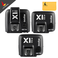 Godox X1N TTL 2 4 G Wireless Transmitter 2 X Receiver Kit For Nikon D800 D3X