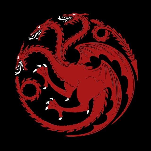 "Pendant ""House Targaryen"" 3"