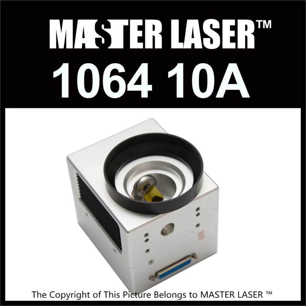 1064nm Metal Engraving Machine High Speed Scanner Mirror Galvanometer