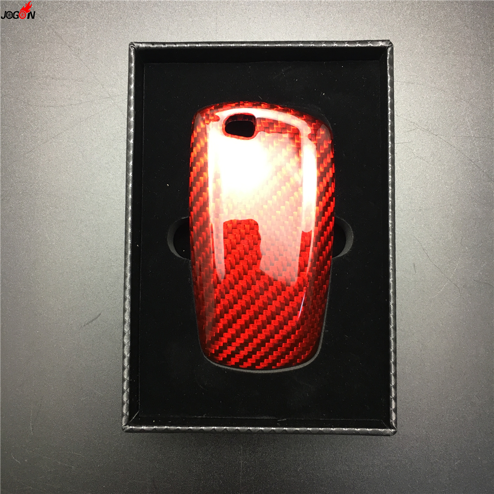 Carbon Fiber Protective Remote Key Fob Case Cover For BMW 1 3 5 7 Series X3