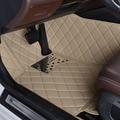 Totalmente cercado xpe tapetes do assoalho do carro para Infiniti FX35 especial proteção anti-derrapante cinco assentos de couro