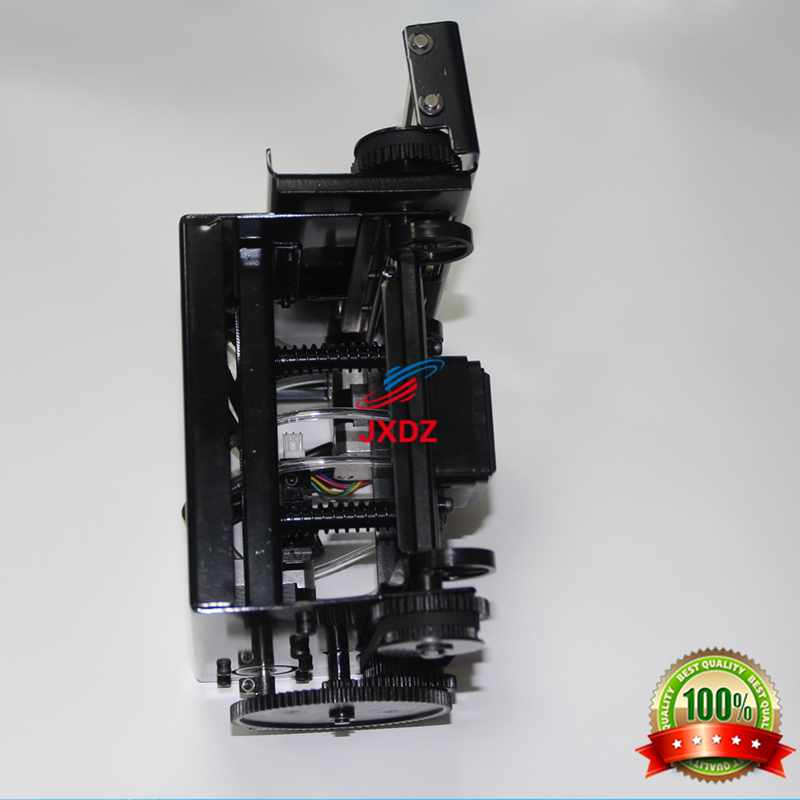 free shipping!! single DX5 Print Head Assembly Printer Ink Pump Assembly Black FORTUNR-LIT/ALLWIN/XENONS/GALAXY/ZHONGYE