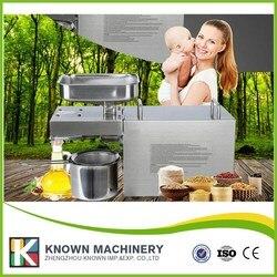 Home use food oil preeser machine/oil maker machine on sale