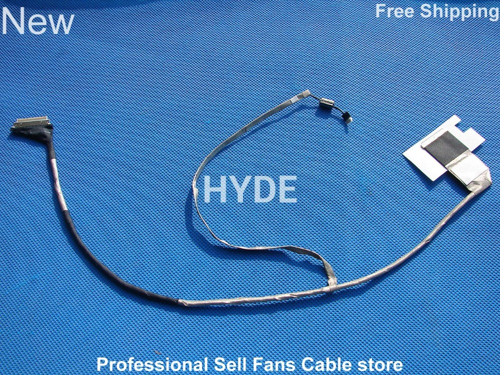 NEW LVDS CABLE FOR ACER V3-571 V3-571G E1 E1-571 E1-571G Gateway NV56 NV56R10U LCD LVDS CABLE Q5WV1 DC02001FO10