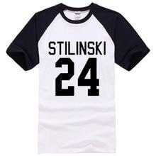 Stilinski Short Sleeve T-Shirt