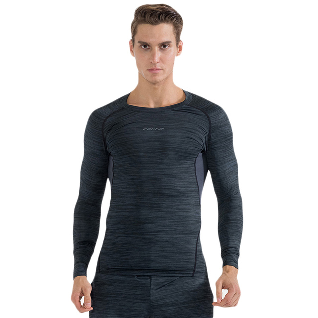 Compression Men's Sport Suits Quick Dry Running sets  4