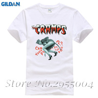 2017 Newest Men S Funny THE CRAMPS Can Your Pussy Do The Dog T Shirt Men