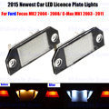 2 x LED Number License Plate Lamps OBC Error Free 18 LED For Ford Focus MK2 C-Max MK1