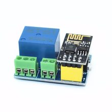 ESP8266 ESP-01 5V WiFi Relay Module Things Smart Home Remote Control Switch Phone APP ESP01 Wireless WIFI Module(China)