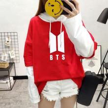 BTS Two-Color Hoodies (4 Models)