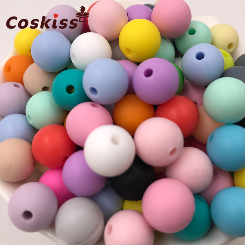 Beads New Design Of Sets Silicone Flower Rose Beads 4pcs Geometric Stone Beads 10pcs For Baby Toys Beads Bpa Free Good Taste Jewelry & Accessories
