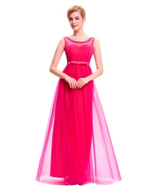 Starzz envío gratis Champagne rosa azul negro baile vestidos largos ...