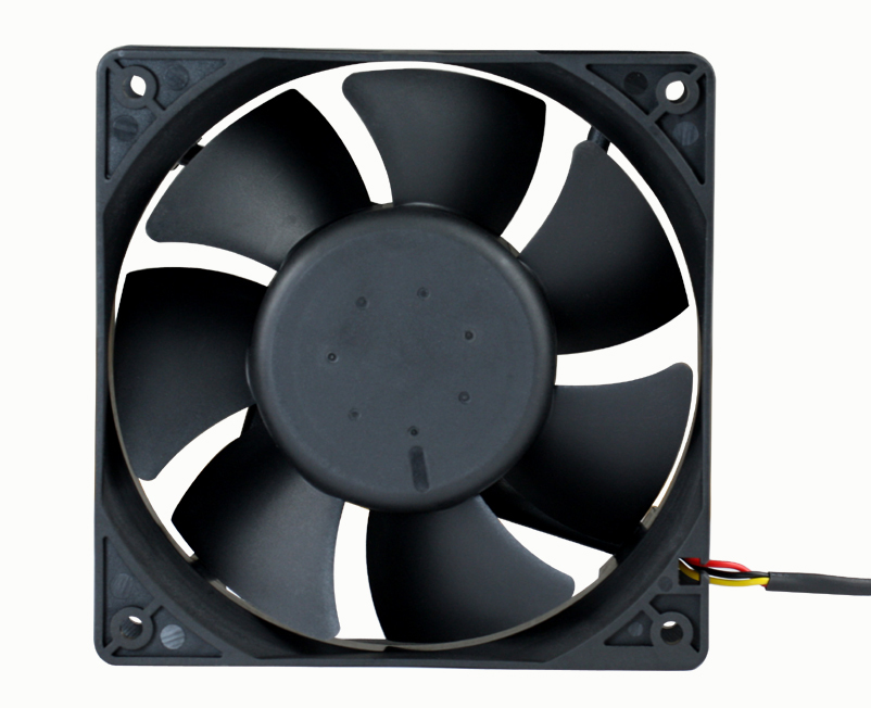 axial DC fan 120*120*38mm DC 12V 12038 axial fan 120x120x38 Cooler Cooling Fan