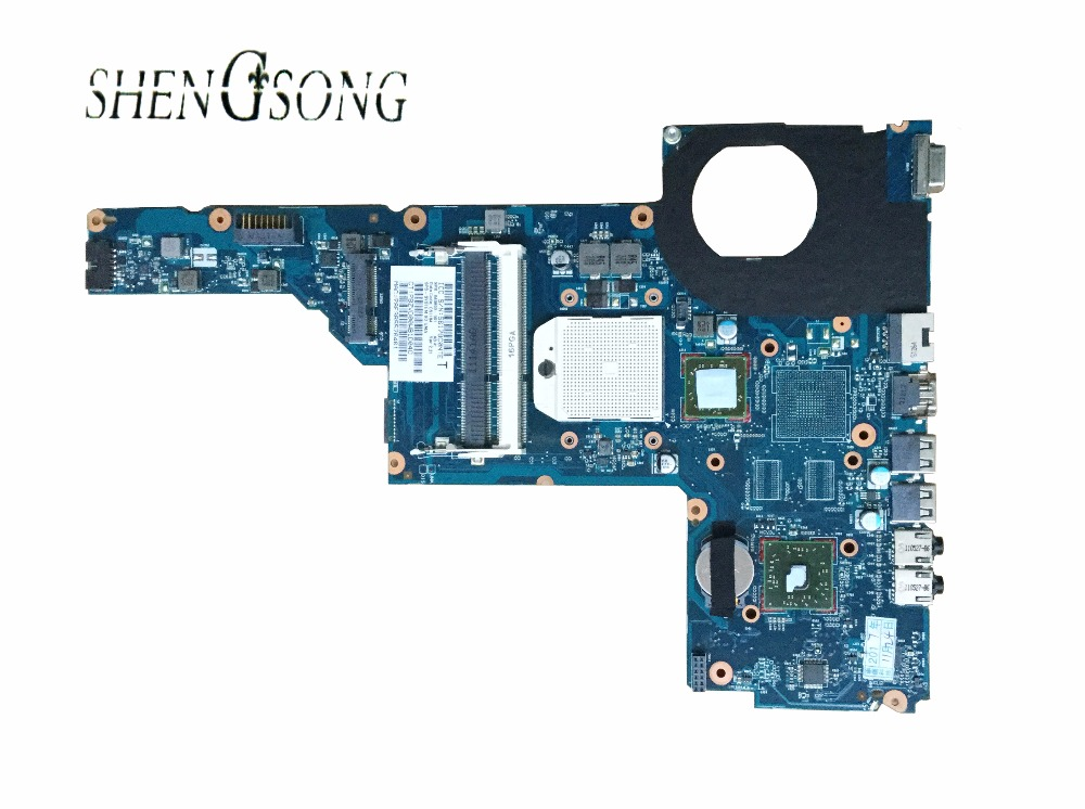 640893-001 Free Shipping board for HP pavilion G6 G6-1000 laptop motherboard 6050A2412601 683029 501 683029 001 main board fit for hp pavilion g4 g6 g7 g4 2000 g6 2000 laptop motherboard socket fs1 ddr3