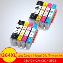 XiangYu совместимый чернильный картридж для hp 364 364 XL для hp 3070A 3520 3522 4620 4622 5511 5512 5514 5515 5520 5522 5524 6515