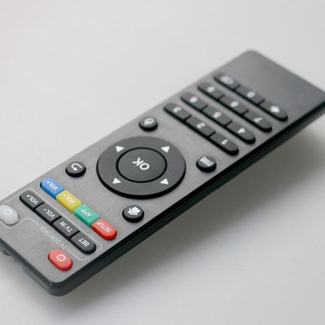 Télécommande pour Android Tv Box H96 Pro Plus/X96/T95N/x96 mini/tx3 mini/T95Z Plus TV Box Repalcement télécommande