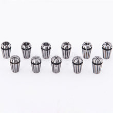 ER11 Tipe Collet CNC Spindle Spring Chuck untuk Router Kayu 2.5 Mm 3 Mm 3.175 Mm 4 Mm 6 Mm 6.35 Mm 7 Mm(China)