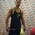 Verano 2017 Hombres Gimnasio Muscle Tank Top Sin Mangas Camiseta Culturismo Fitness Workout Chaleco Nuevo