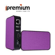 Ipremium ТВ онлайн + Android ТВ Box Wi-Fi IP ТВ ресивер multi media player
