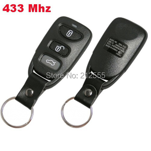Remote Car Starter For Hyundai Tucson Remote Key Fob For Hyundai
