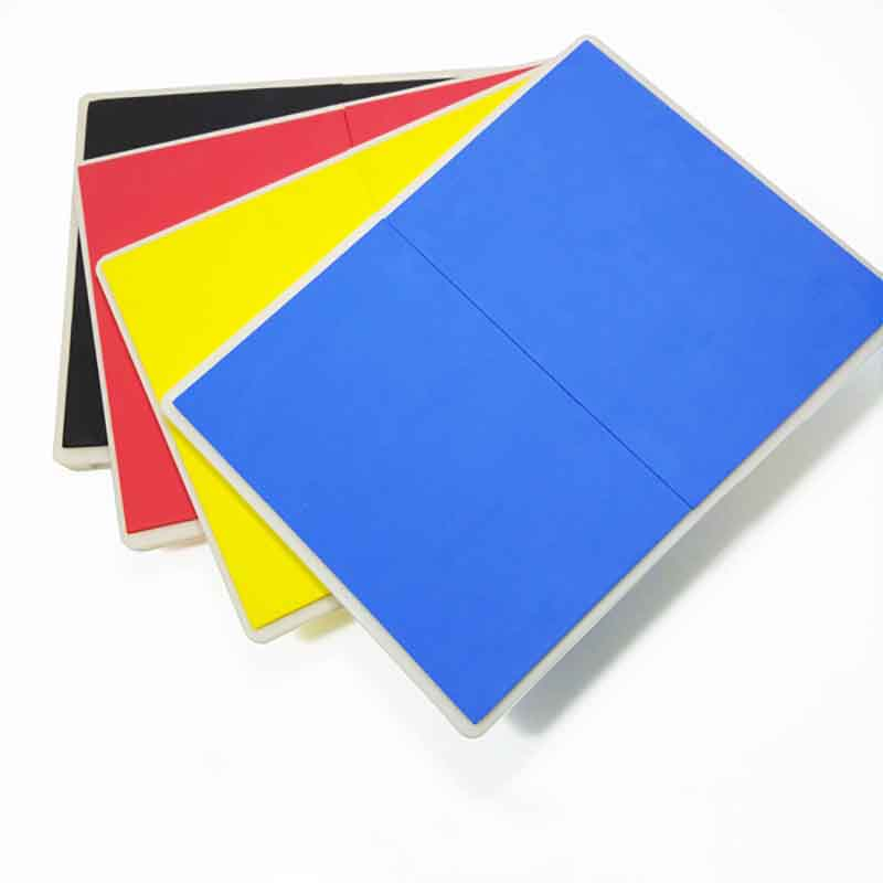NEW Rebreakable Breaking Boards Martial Arts Karate TKD Yellow Red Black Blue