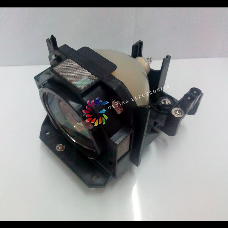 FREE SHIPMENT HS 300W Original Lamp ET-LAD60W with Housing for Projector Pana Sonic  PT-D6000 PT-D6000ELS PT-D6000LS PT-D6000S