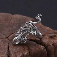 womens rings adjustable ring 925 silver women fashion