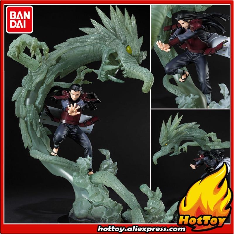 BANDAI esprits Tamashii Nations Figuarts zéro Action Figure-Hashirama senju-bois Dragon-Kizuna Relation