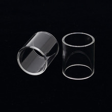 3pcs/lot vapesoon replacement clear pyrex glass tube for lemo 2 lemo2 tank  retail package