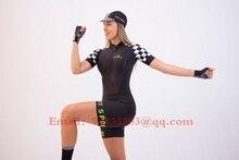 kafitt short sleeve jumpsuit 2019 pro women team race suit triathlon sweatshirt skinsuit  bike cycling Jersey aero custom