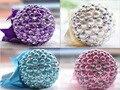 Perlas de fantasía cristalino de la boda flores ramos de novia flor artificial wedding bouquet de casamento