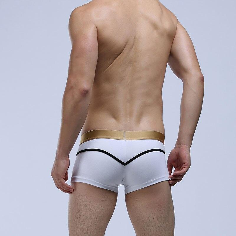 3pcs/lot Hot Sale Male Underwear Mens Boxer Underwear Mens Pouch G String Bulge Pouch Men Sexy Panties For Men 4014-PJ