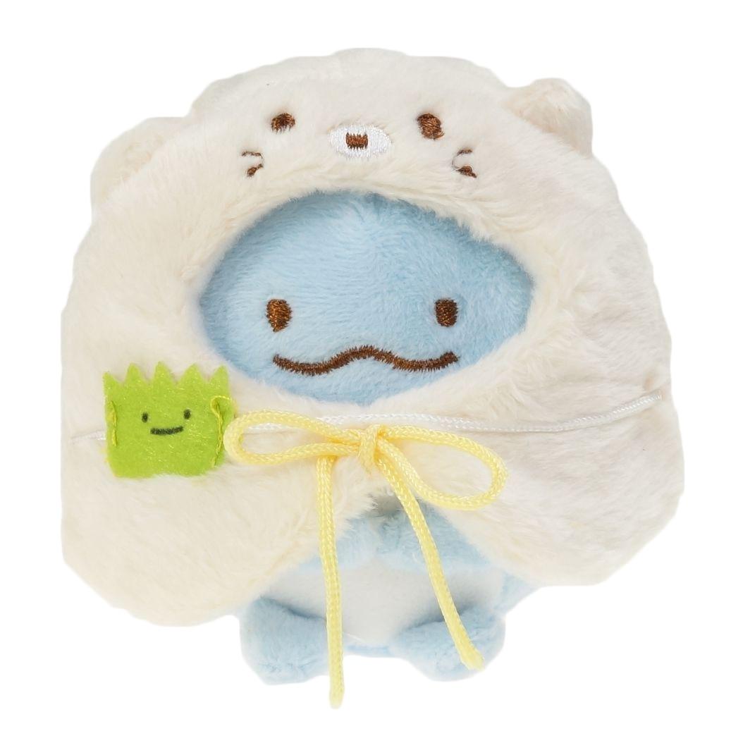 8 см игра sumikko sumikkourashi милые плюшевые игрушки - Цвет: 01
