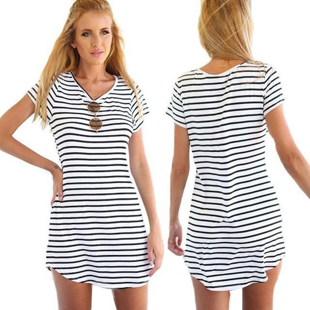 T-Shirt Evening Dress