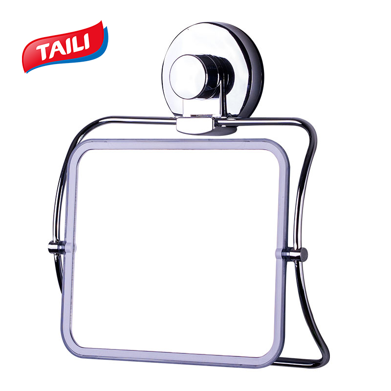 Chrome Bath Spejle Sterk Sugekrog No Drilling Bathroom Accessories Product