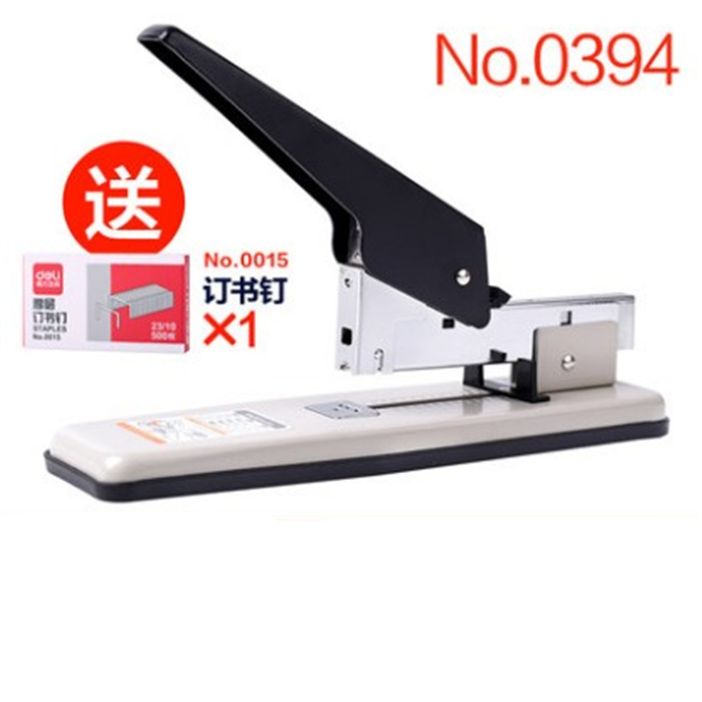 NO0394 Heavy Duty Stapler with 500pcs 23/10 Staples,  80 Sheet Capacity For Office HomeNO0394 Heavy Duty Stapler with 500pcs 23/10 Staples,  80 Sheet Capacity For Office Home
