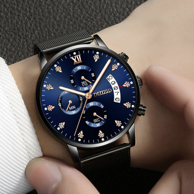 Creative Concept Watches Men 2019 Waterproof Non-Mechanical Watch Fashionable Multi-function Three-eye Chronograph Luxury WatchCreative Concept Watches Men 2019 Waterproof Non-Mechanical Watch Fashionable Multi-function Three-eye Chronograph Luxury Watch