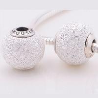 925 Sterling Silver Wisdom Essence Charms Fit Pandora Bracelets Sparkling Charm Alphabet Small Hole Beads For Best Friends ST106