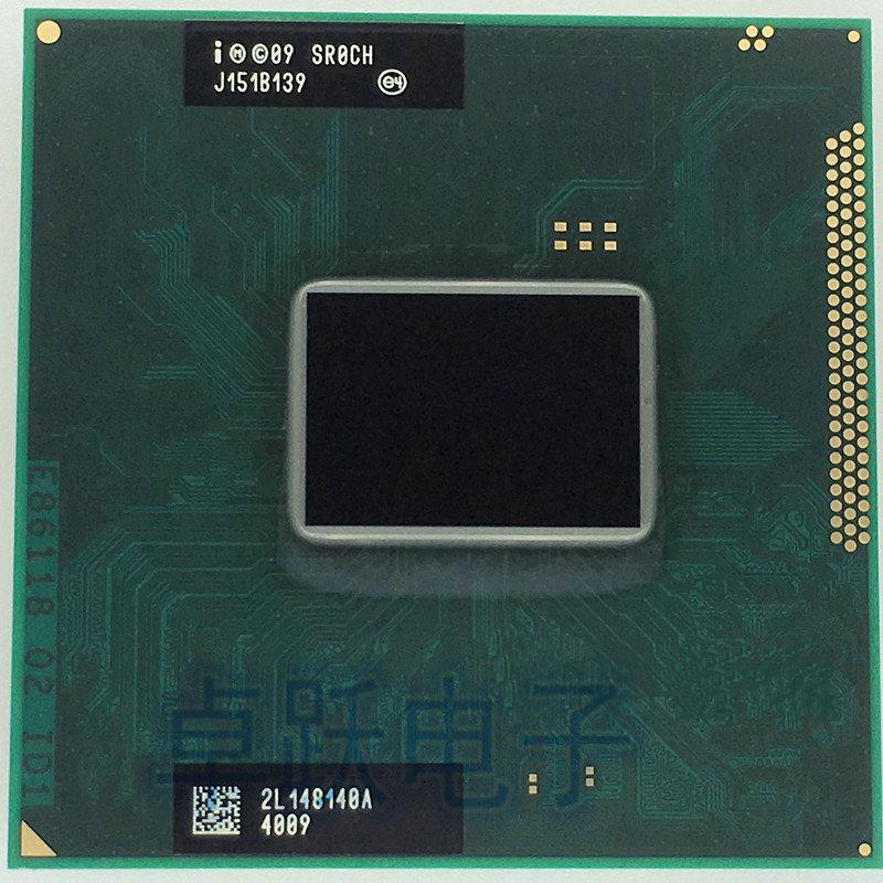 Intel Core i5-3230M 2.6GHz 3MB 5GT//s Socket G2 Laptop Processor CPU SR0WY