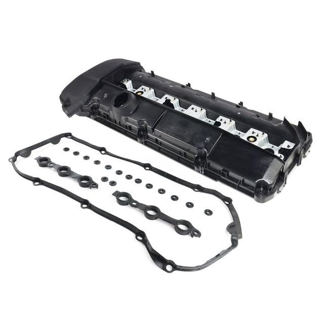 AP03 New 11121432928, 11121748630, 11 12 1 432 928, 11 12 1 748 630 For BMW ENGINE M54/M52 Cylinder Head Valve Cover + Gasket 5