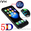5D 3nd Gen 3D 2nd Gen 4D Full Screen Cover Tempered Glass For IPhone 6 6S