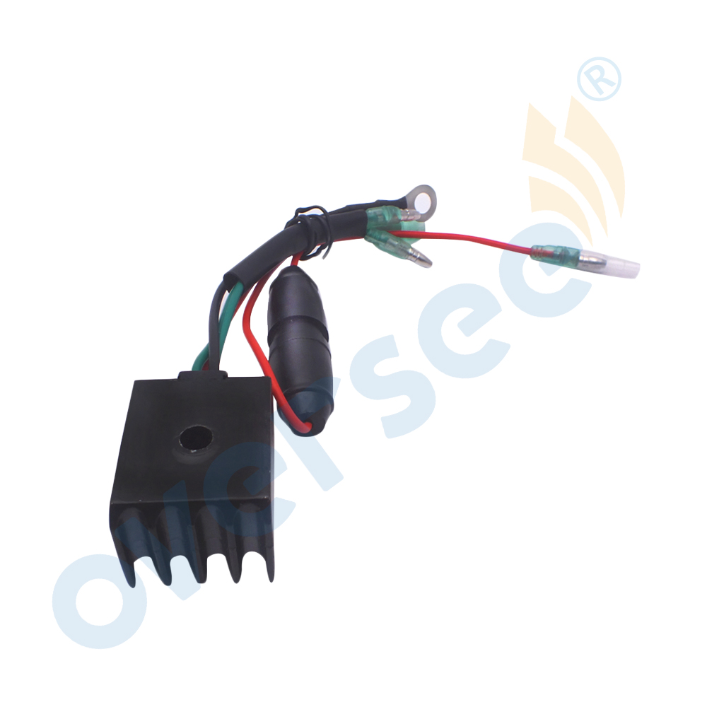 For Yamaha 25 70 HP Outboard Rectifier 6G1 81970 61 1984 2001