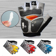 Men & Women Sports Gloves for Gym Fitness Exercise Training Body Building Workout Anti-skid Weight Lifting Gloves Crossfit Grips