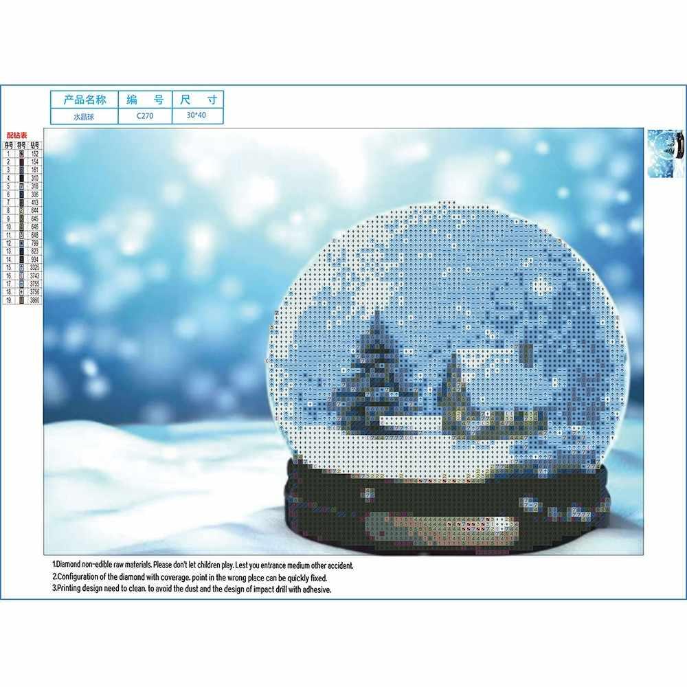 Diamante bordado 5d diy pintura diamante decoração de natal para casa ponto artesanato decoração para casa ponto completo strass mosaico