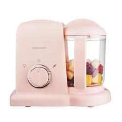 Utensilios de cocina pequeños procesadores de alimentos para bebés DIY calefacción eléctrica máquina de alimentación saludable bebé momia herramienta de cuidado con enchufe europeo