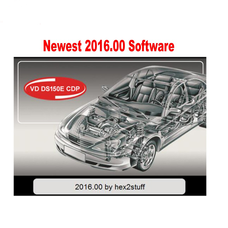 Newest 2016.00 software for delphis <font><b>vd</b></font> <font><b>ds150e</b></font> cdp <font><b>Vd</b></font> tcs cdp pro support 2016 years models include cars trucks. image