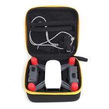 Мини-Ева жесткий защитный чехол для DJI Spark Drone и аксессуары батареи Путешествия сумка чехол для хранения для свечей