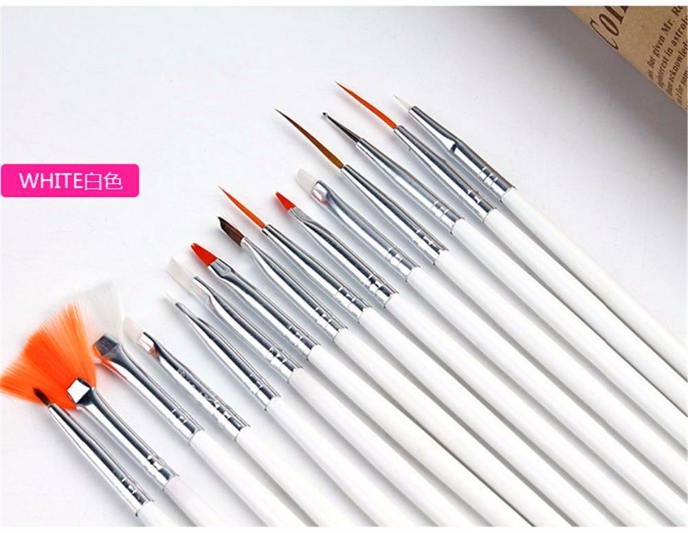 caneta prego arte salão de beleza design