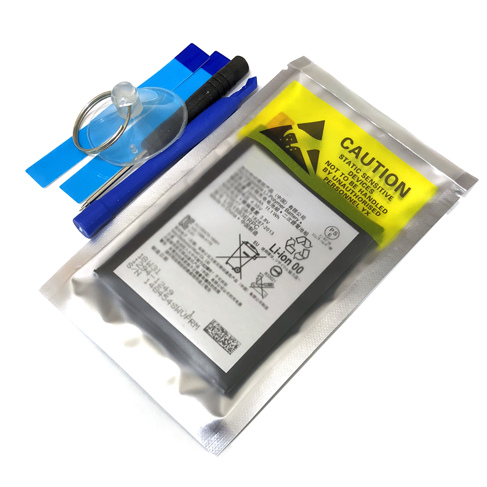 Good quality LIS1593ERPC 3.8V 2900mAh Rechargeable Li-ion Replacement Battery Phone Accumulator for Sony Xperia Z5 E6653 E6683