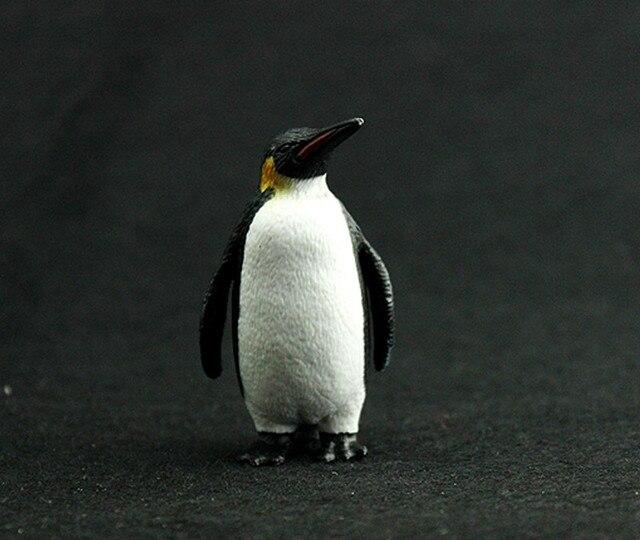 c5c3c94138 Animali Modello Pinguino Imperatore Modello Statico In Plastica Action  Figure Educative Sea Life Giocattoli Regalo Di